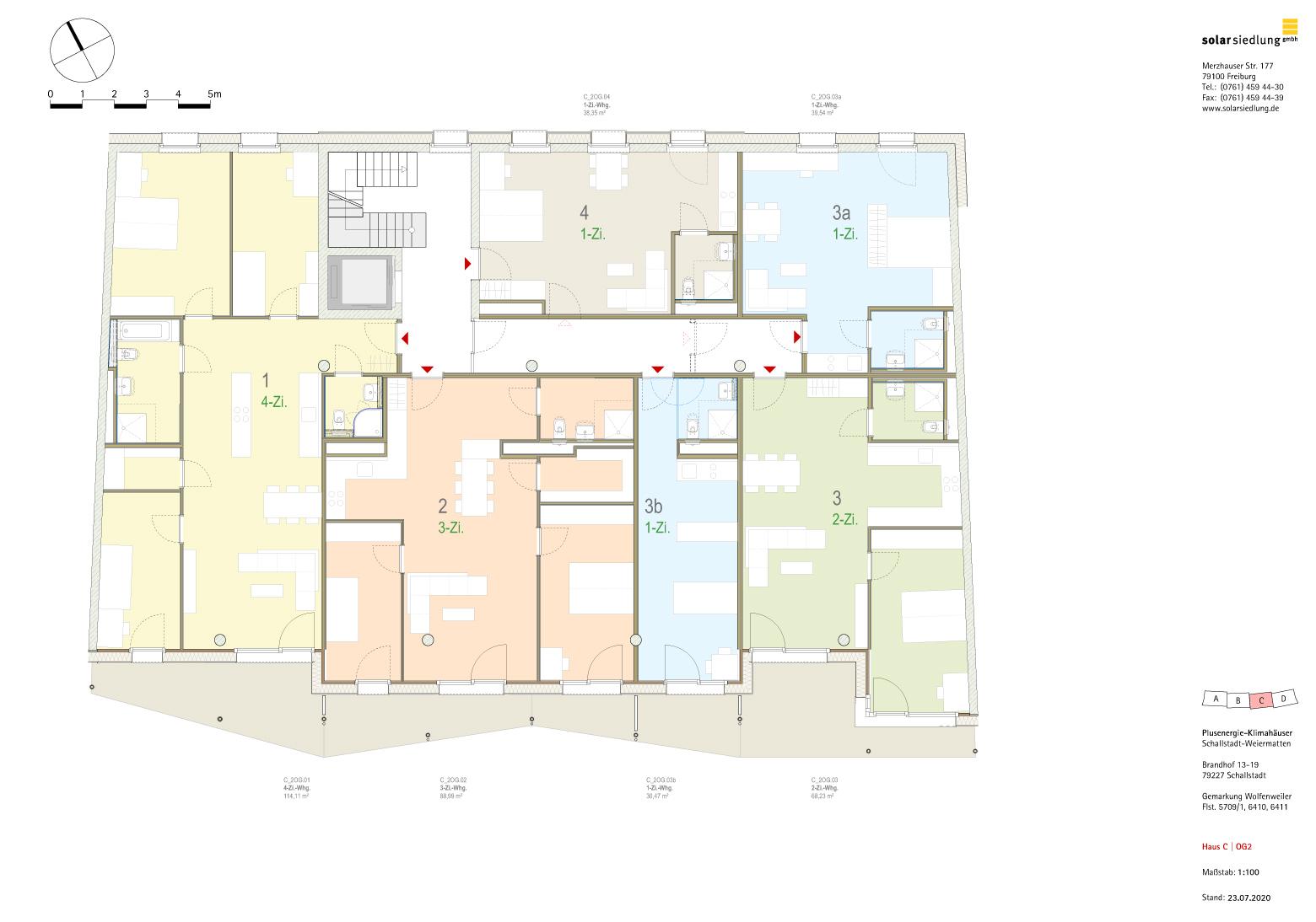 Plusenergie Klimahäuser Schallstadt