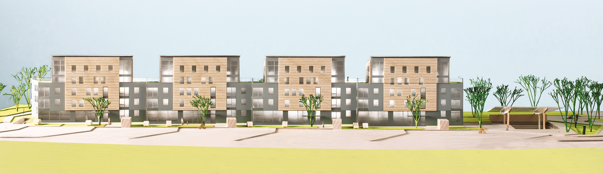Klimahäuser Schallstadt